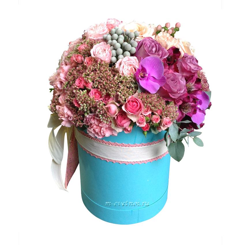 """Подарочная коробка """"Fleurs de Fleurs"""""""